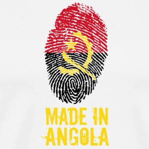 Made In Angola / Ngola - Männer Premium T-Shirt