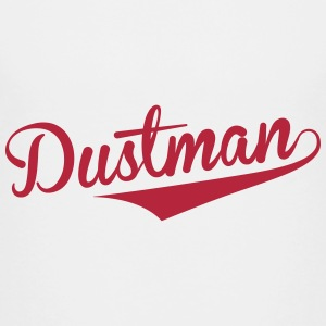 Dustman Ripper Müllmann Eboueur Garbage Trash Shirts - Teenage Premium T-Shirt