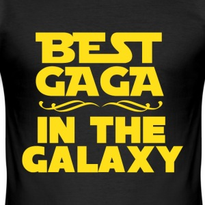 GAGA T-Shirts - Men's Slim Fit T-Shirt