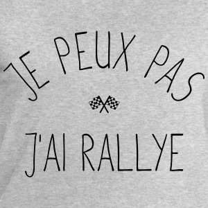 Je peux pas j'ai rallye Sweat-shirts - Sweat-shirt Homme Stanley & Stella