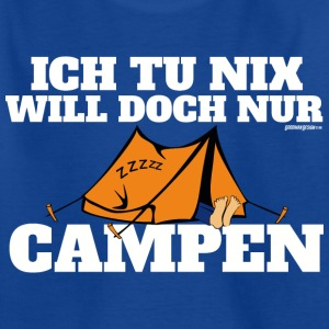 Will Campen T-Shirts - Kinder T-Shirt