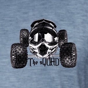 The sQUAD Fs02 - Männer Vintage T-Shirt