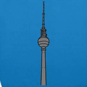 Berlin TV Tower 2 Bags & Backpacks - EarthPositive Tote Bag