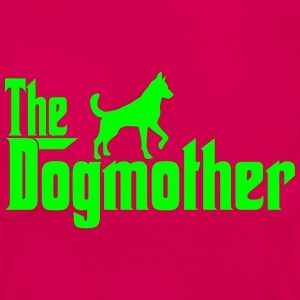 The Dogmother Dog Walkers Design T-Shirts - Women's T-Shirt