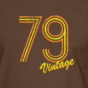 79 vintage T-Shirts - Men's Ringer Shirt
