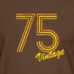 75 vintage T-Shirts - Men's Ringer Shirt