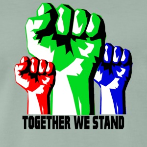 Together We Stand United! The Revolution - Men's Premium T-Shirt