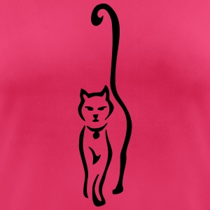 Cat T-Shirts - Women's Breathable T-Shirt
