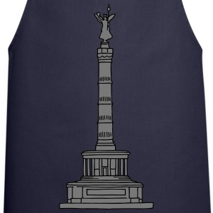 Berlin Victory Column 2  Aprons - Cooking Apron
