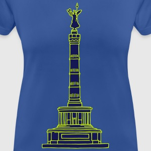 Berlin Victory Column 2 T-Shirts - Women's Breathable T-Shirt