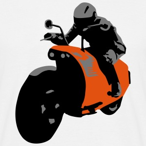 Bike, Motorbike T-shirts - Herre-T-shirt