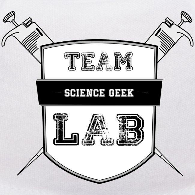 Ours en peluche Team Lab