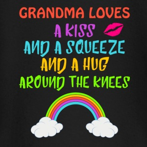 Granny likes kisses Baby Long Sleeve Shirts - Baby Long Sleeve T-Shirt