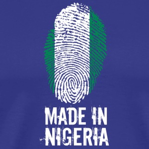 Made In Nigeria - Männer Premium T-Shirt