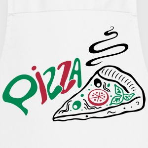 Italienische Pizza, italian food  Aprons - Cooking Apron