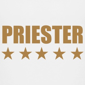 Priest Priester Prêtre Religion Cross Croix God Shirts - Kids' Premium T-Shirt