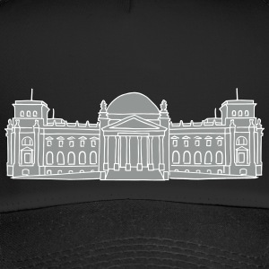 Reichstag building Berlin 2 Caps & Hats - Trucker Cap