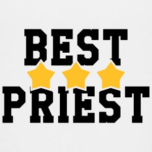 Priest Priester Prêtre Religion Cross Croix God Shirts - Teenage Premium T-Shirt