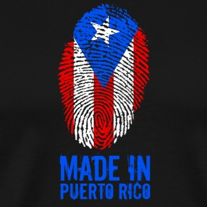 Made In Puerto Rico - Männer Premium T-Shirt