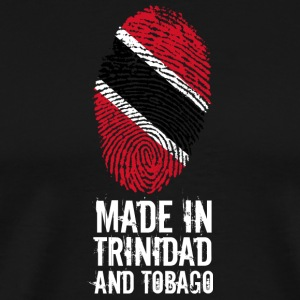 Made In Trinidad and Tobago Trinidad und Tobago - Männer Premium T-Shirt