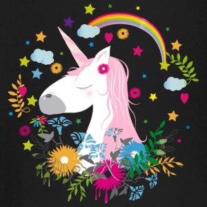 Cute unicorn Baby Long Sleeve Shirts - Baby Long Sleeve T-Shirt