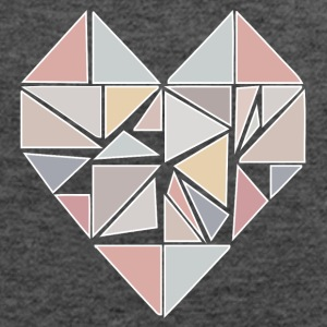 heart_origami Tops - Women's Tank Top by Bella