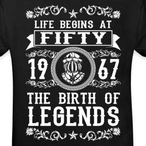 1967 - 50 years - Legends - 2017 T-shirts - Ekologisk T-shirt barn