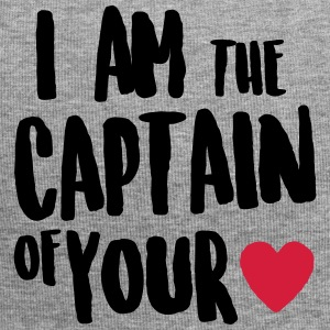 i am the captain of your heart Caps & Mützen - Jersey-Beanie