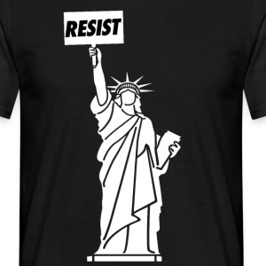 Resist for Liberty - Men's T-Shirt
