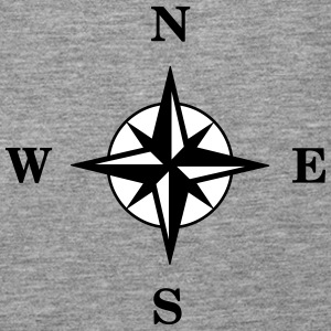 Compass Tops - Women's Premium Tank Top