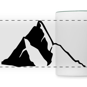 Mountains Mugs & Drinkware - Panoramic Mug