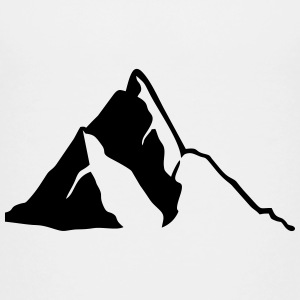 Mountains Shirts - Teenage Premium T-Shirt