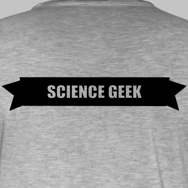 T-shirt homme Science Geek