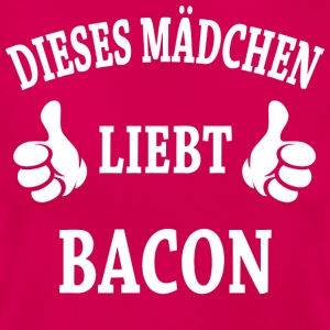 Bacon T-Shirts - Frauen T-Shirt