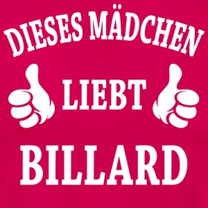 Billard T-Shirts - Frauen T-Shirt