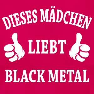 Black Metal T-Shirts - Frauen T-Shirt
