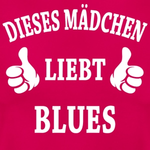 Blues T-Shirts - Frauen T-Shirt