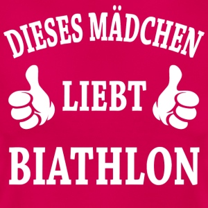 Biathlon T-Shirts - Frauen T-Shirt