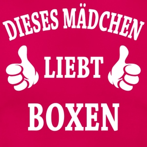 Boxen T-Shirts - Frauen T-Shirt