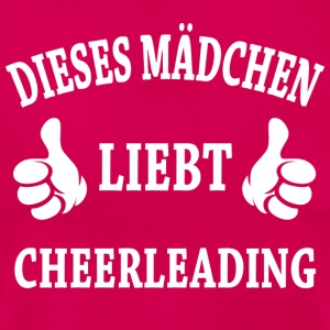 Cheerleading T-Shirts - Frauen T-Shirt