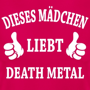 Death Metal T-Shirts - Frauen T-Shirt