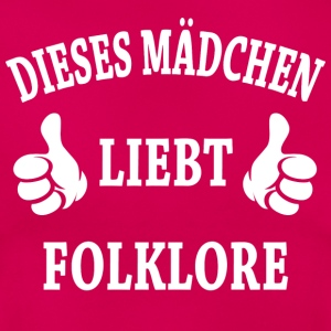 Folklore T-Shirts - Frauen T-Shirt
