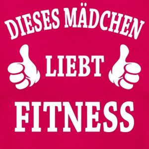 Fitness T-Shirts - Frauen T-Shirt