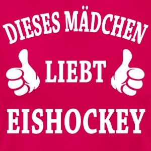 Eishockey T-Shirts - Frauen T-Shirt