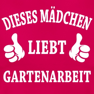 Gartenarbeit T-Shirts - Frauen T-Shirt