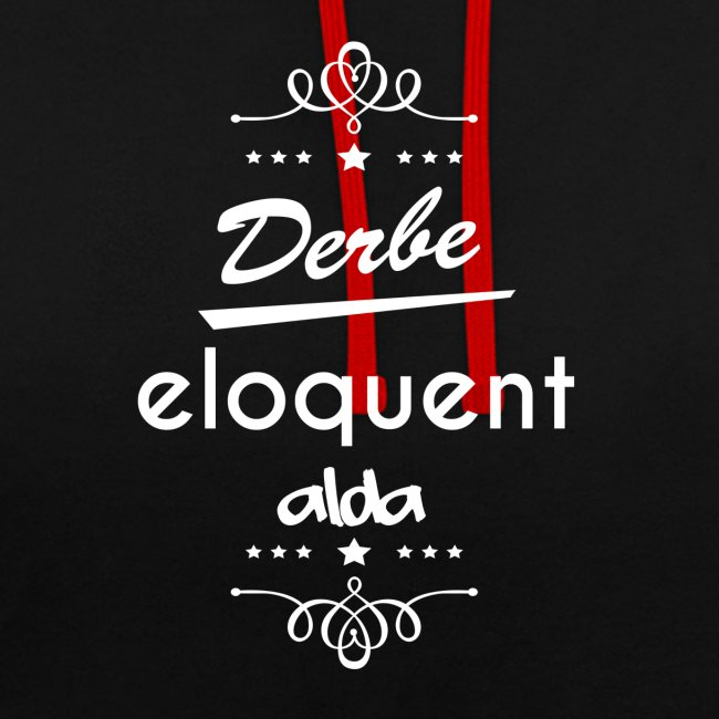 Derbe Eloquent Alda White