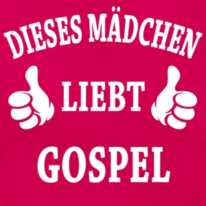 Gospel T-Shirts - Frauen T-Shirt
