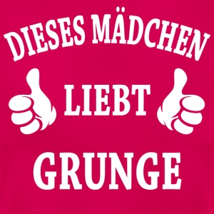 Grunge T-Shirts - Frauen T-Shirt