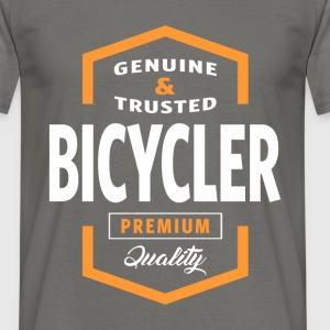 Bicycler Logo T-shirt - Men's T-Shirt