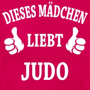 Judo T-Shirts - Frauen T-Shirt